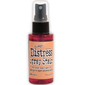 Ranger - Tim Holtz - Distress Spray Stain - Dried Marigold - TSS42235