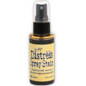 Ranger - Tim Holtz - Distress Spray Stain - Scattered Straw - TSS42464