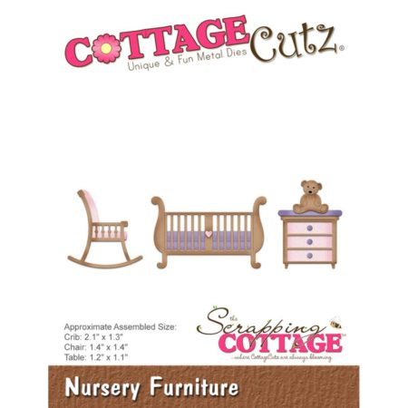Cottage Cutz - Nursery Furniture - cc-305