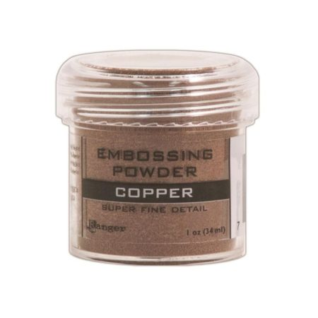 Ranger Embossing Pulver – Super Fine Copper - EPJ36661