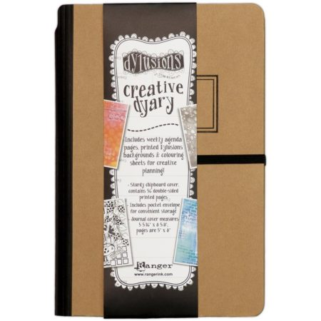Dyan Reaveley's Dylusions Creative Dyary - DYJ54405