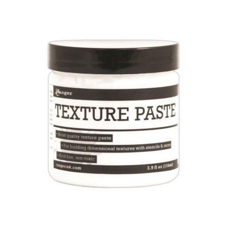 Ranger - Texture Paste White OPAQUE MATTE - INK44444
