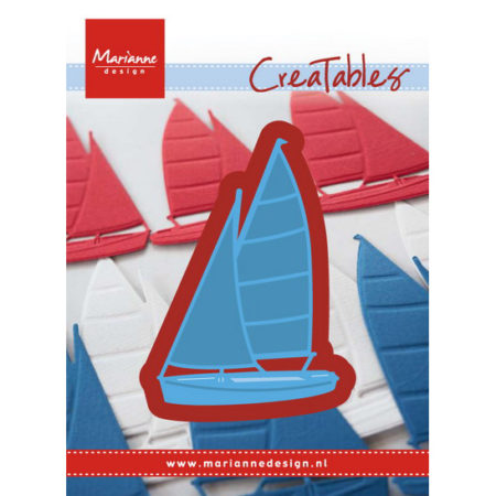 Marianne Design - Dies - Sailboat - LR0473
