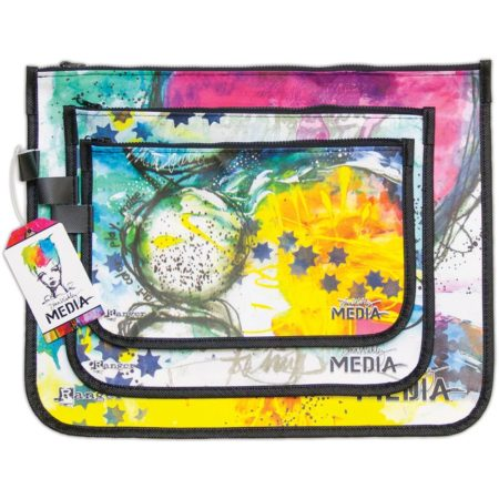 Dina Wakley Media Designer Accessory Bag Set - MDA48640