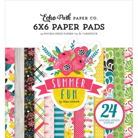 Echo Park Paper – Summer Fun - SF125023