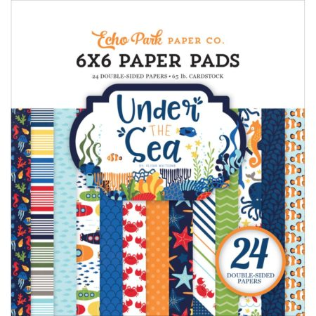 Echo Park Paper – Under The Sea - US131023