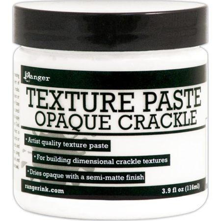 Ranger - Crackle Texture Paste - INK57505