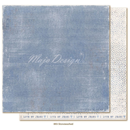 Maja Design - Denim & Friends - Stonewashed - 893