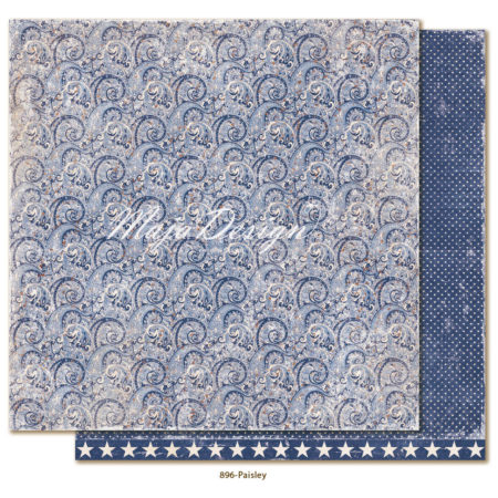 Maja Design - Denim & Friends - Paisley - 896