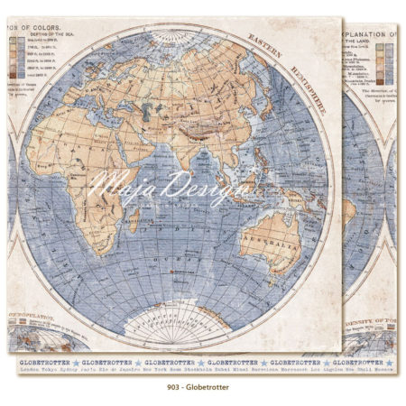 Maja Design - Denim & Friend - Globetrotter - 903