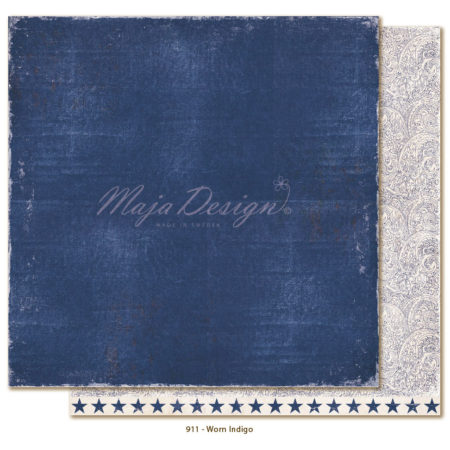 Maja Design - Denim & Friend - Worn Indigo - 911