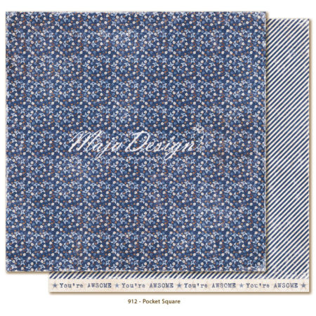 Maja Design - Denim & Friend - Pocket square - 912