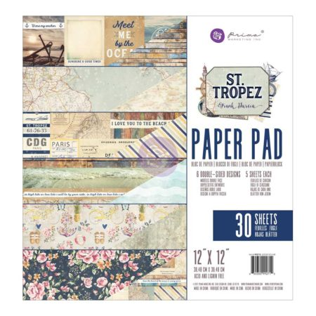 "Prima - St. Tropez Collection - 12""X12"" - 992712"