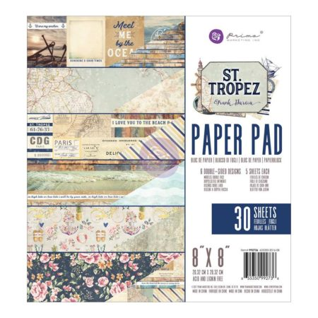 "Prima - St. Tropez Collection - 8""x 8"" - 992736"