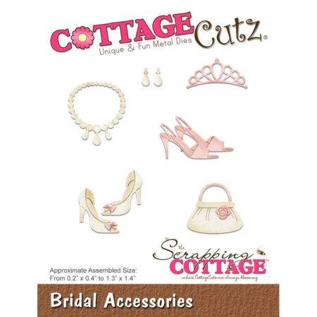 Cottage Cutz - Bridal Accessories - CC-315