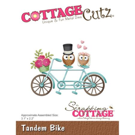 Cottage Cutz - Tandem Bike - CC-325