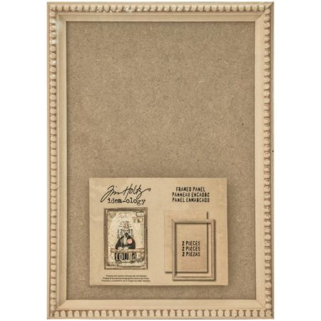 Tim Holtz - Idea-Ology - Wooden Framed Panels - TH93283