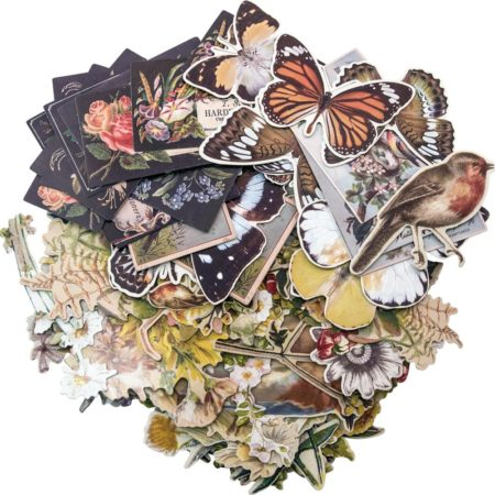 Tim Holtz - Idea Ology - Layers Die-Cuts - Botanical - TH93554