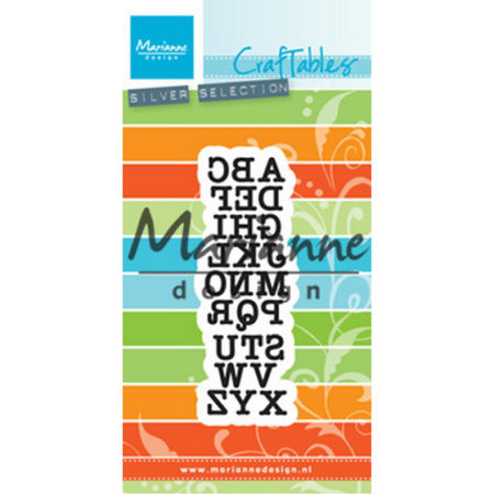 Marianne Design - Punch die: ABC - CR1417