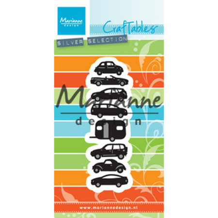 Marianne Design - Punch die, Cars - CR1418