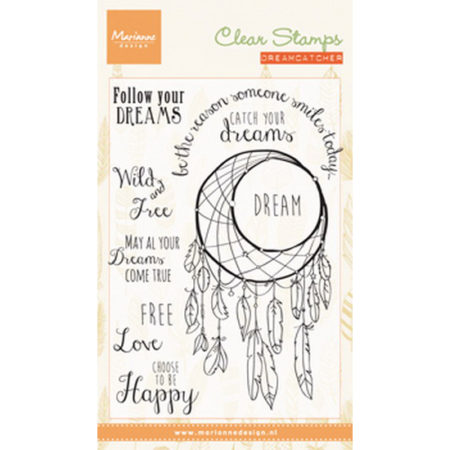 Marianne Design - Dreamcatchers Sentiments - CS0989