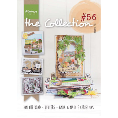 Marianne Design modelhæfte - THE COLLECTION - CAT1356