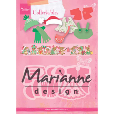 Marianne Design - Eline's Outfits - COL1438