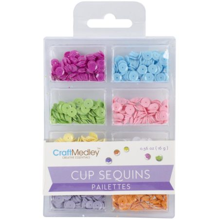 Cup Sequin Kit - Baby - GC457L