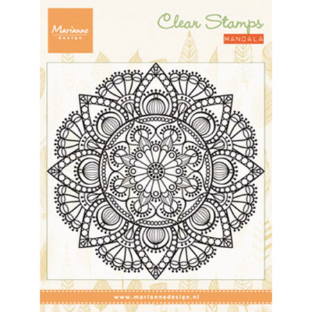 Marianne Design - Clear Stamp - Mandala - CS0988