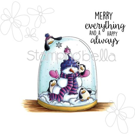 Stampingbella - Merry Everything - EB325