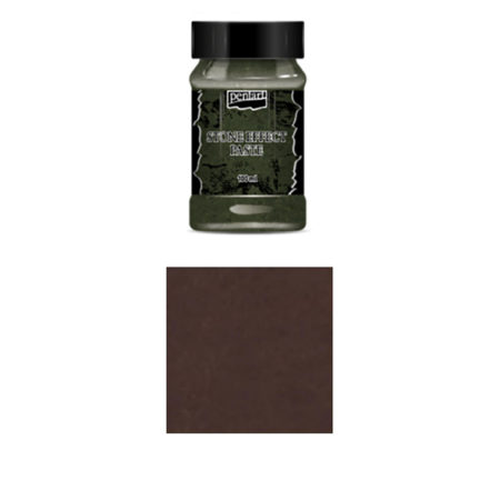 Pentart Stone Effect Paste - Brown Granite - 29711