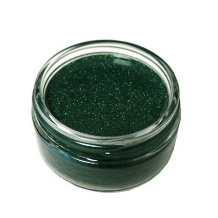 Cosmic Shimmer Glitter Kiss - Hunter Green - 360304