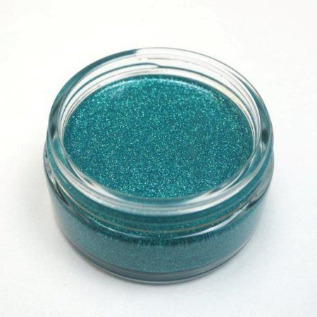 Cosmic Shimmer Glitter Kiss - Ice Blue - 360305