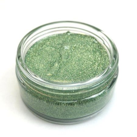 Cosmic Shimmer Glitter Kiss - Sea Green - 360314