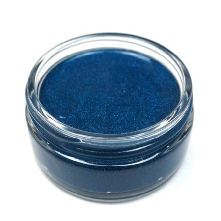 Cosmic Shimmer Glitter Kiss - Blue Teal - 360316