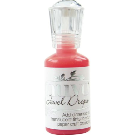 Nuvo Jewel Drops - Strawberry Coulis - 643N