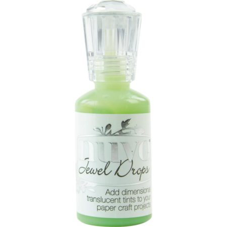 Nuvo Jewel Drops - Key Lime - 645N