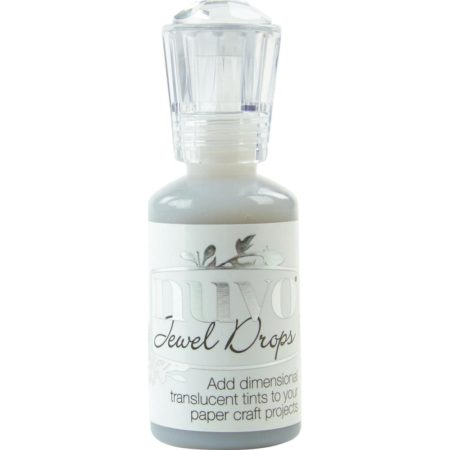Nuvo Jewel Drops - Grey Mist - 648N