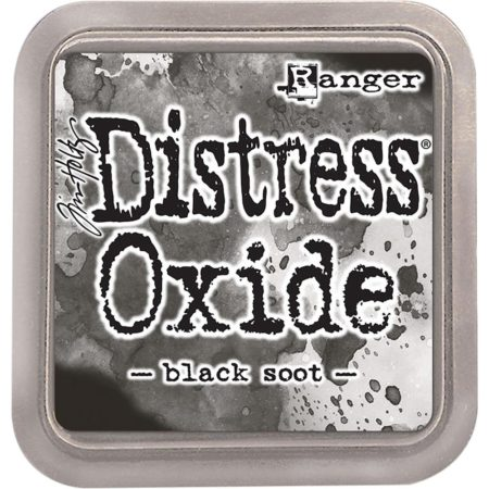 Ranger - Tim Holtz - Distress Oxide - Black Soot - TDO55815