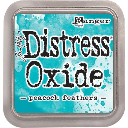 Ranger - Tim Holtz - Distress Oxide - Peacock Feathers - TDO56102