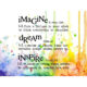 VISIBLE IMAGE - CLEAR STAMPS - Imagine Dream Inspire - VIS-IDI-01