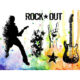 VISIBLE IMAGE - CLEAR STAMP - Rock Out - VIS-ROC-01