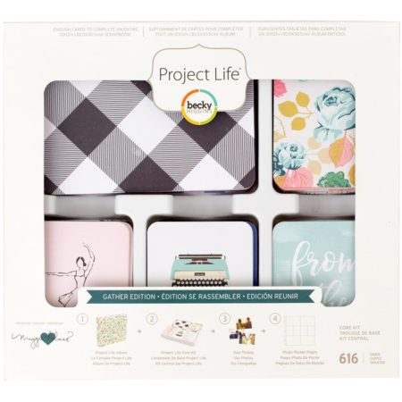 Project Life – Gather – Kit - 380821