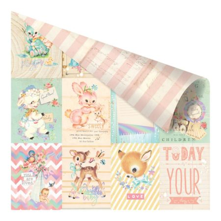 Prima - Heaven Sent 2 Foiled - Welcome Baby - 848064