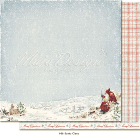 Maja Design - Joyous Winterdays - Santa Claus - 938