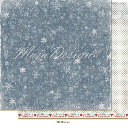 Maja Design - Joyous Winterdays - Blizzard - 946