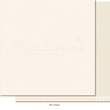 Maja Design - Monochromes - Shades of Winterdays - Creme - 951
