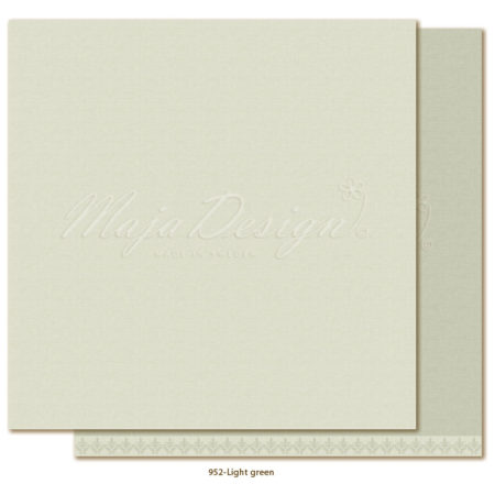 Maja Design - Monochromes - Shades of Winterdays - Light Green - 952