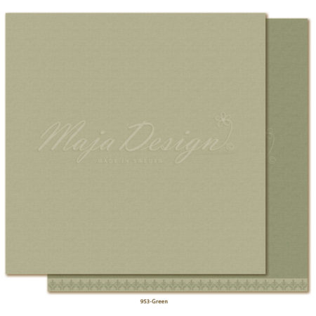 Maja Design - Monochromes - Shades of Winterdays - Green - 953
