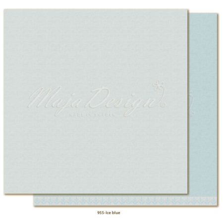 Maja Design - Monochromes - Shades of Winterdays - Ice Blue - 955